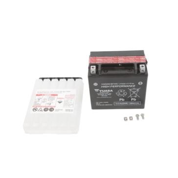 YUASA Batterie Haute Performance MF sans entretien YTX14H-BS