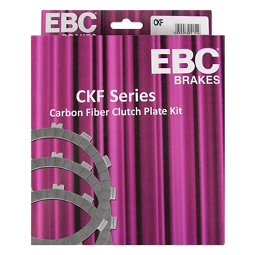 Disque d'embrayage Série CKF EBC  Fibre de carbone