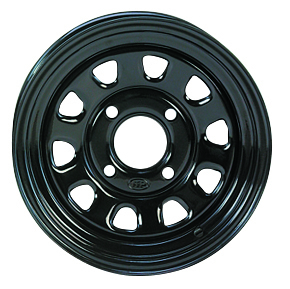 ITP Delta Steel Wheel 12x7 - 4/110 - 5+2