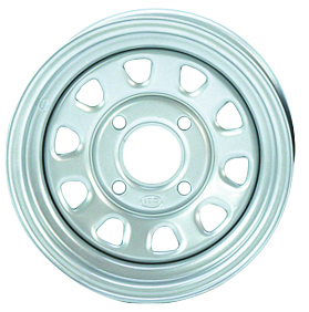 ITP Delta Steel Wheel 12x7 - 4/115 - 5lb+2