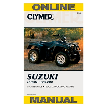 M343 CLYMER Do-It-Yourself Repair Manual