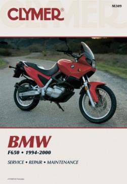 Manuel du BMW F650 94-00 CLYMER M309