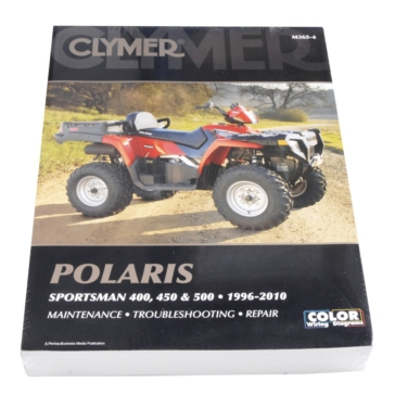 Clymer Do-It-Yourself Repair Manual M365-6