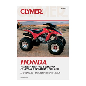 Clymer Do-It-Yourself Repair Manual 017251