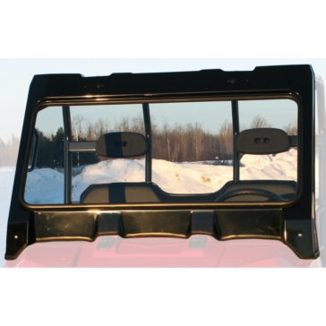 Front - Fixed WOC Complete Windshield for Polaris Ranger