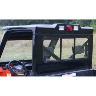 Toit et panneau arrière série Standard WOC