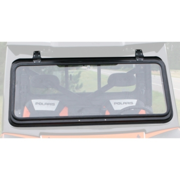 Front - Folding WOC Tip Out Windshield for Polaris Ranger Full Size