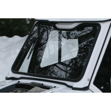 Front - Fixed WOC Complete Windshield for Polaris RZR