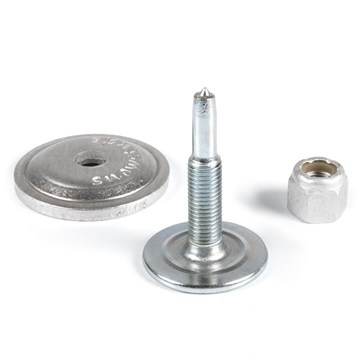"SnowStuds Snow Stud Kit - Dual Bulls Eye 1.625""-1.7"""