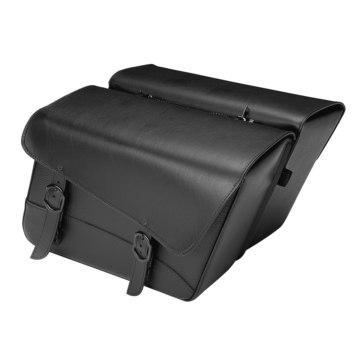 WILLIE & MAX Compact Slant Saddlebag