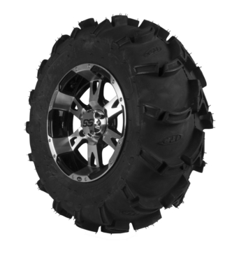 "Ensemble de pneu 26"" Mud Lite XL et roue SS Alloy SS112 machiné ITP"