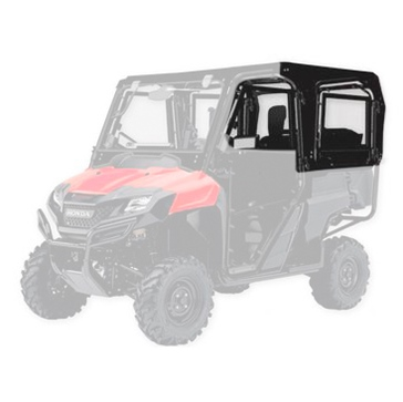 DFK Cabs Rear Cab only (option 4P) Fits Honda - UTV