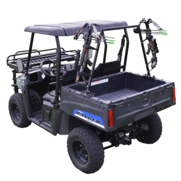GREAT DAY Quick-Draw UTV Crossbow Rack - Dual