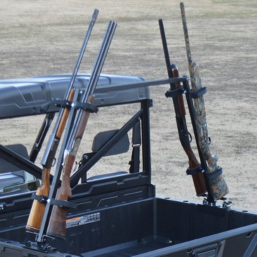 GREAT DAY Sporting Clays UTV Gun Rack