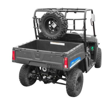 GREAT DAY Power-Ride Spare Tire Carrier