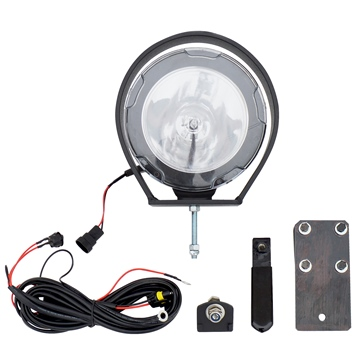 GREAT DAY Brite-Spot Off-Road Light Black
