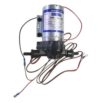 Pompe 12V pour pulvérisateur Plot-Pro GREAT DAY