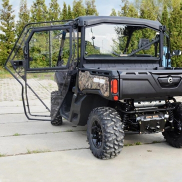 DFK Cabs Complete Cab Fits Can-am - UTV