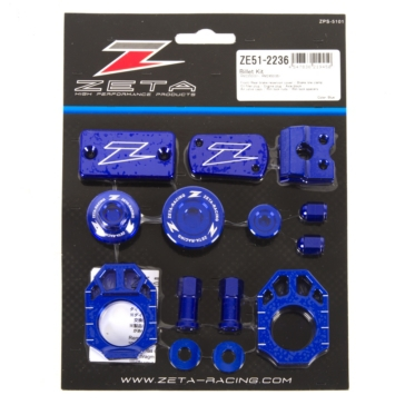 DRC - ZETA Brake Accessories Kit