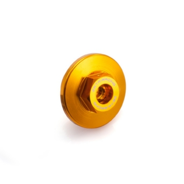 Couvercle de filtre à l'huile en aluminium DRC - ZETA 022268