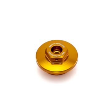 022270 DRC - ZETA Auluminium Oil Filter Cover