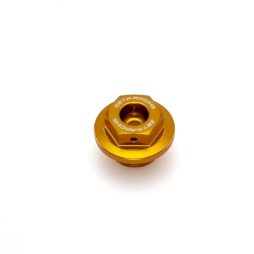 Couvercle de filtre à l'huile en aluminium DRC - ZETA Or - ZS89-2304