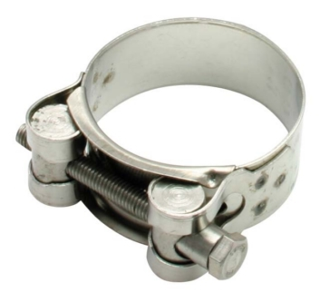 DRC - ZETA Stainless Exhaust Clamp