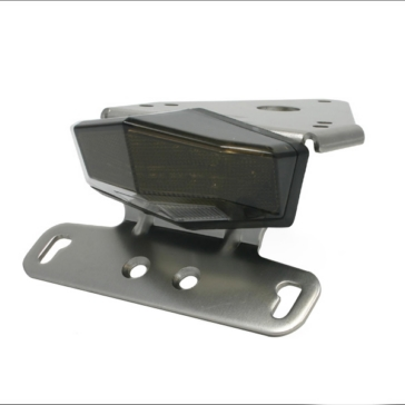Tail Light, Stop Light DRC - ZETA Motoled Edge-2 Tail Light Holder