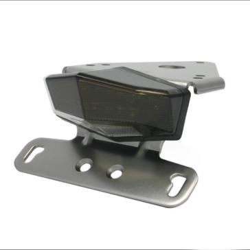 DRC - ZETA Support pour feu arrière double Motoled Edge-2