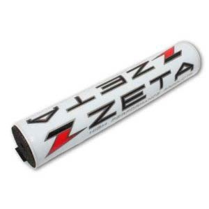 Coussin de guidon Comp DRC - ZETA Blanc