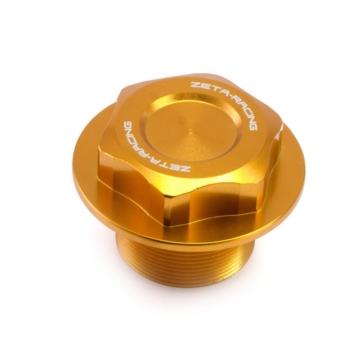 DRC - ZETA Steering Stem Nut & Bolt 024266