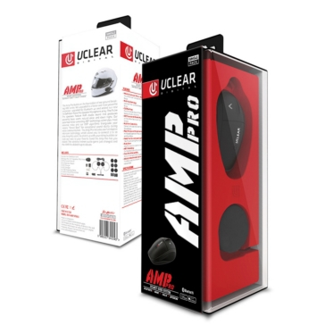 UCLEAR AMP-PRO-S Helmet Communication System