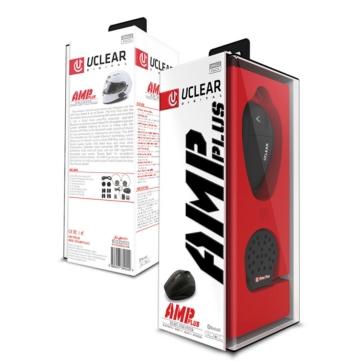UCLEAR AMP-PLUS-S Helmet Communication System