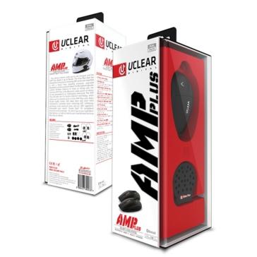 UCLEAR AMP-PLUS-D Helmet Communication System