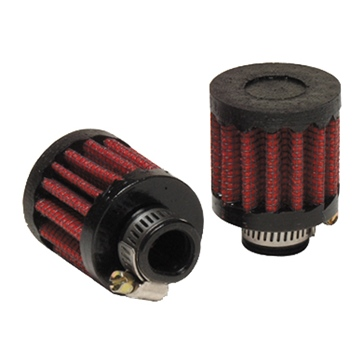 """Uni Filter Crankcase Air Filter """"Clamp-on"""""""
