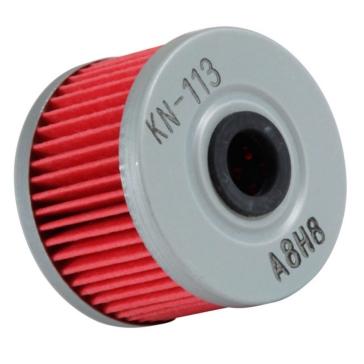 K&N Filtre à huile Performance de type cartouche 027002
