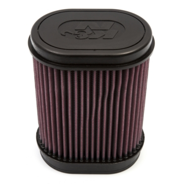 Oval, Conical K&N ATV High-Flow Original Air Filter