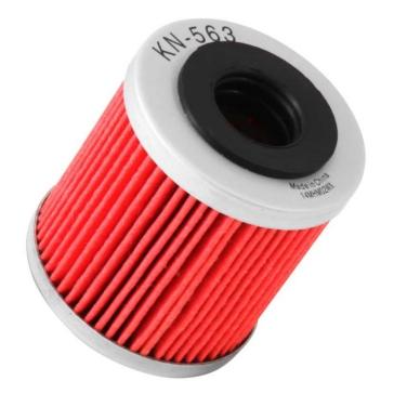 K&N Filtre à huile Performance de type cartouche 027142