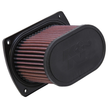 Oval Tapered K&N Universal Air Filter