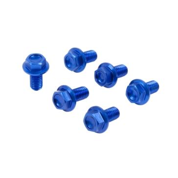 DRC - ZETA Fork Bolt Kit 027292