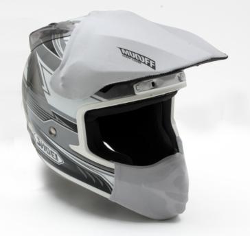 DRC - ZETA Helmet Muddy Cover