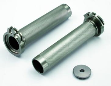 Tube d'accélérateur en aluminium DRC - ZETA