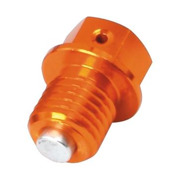 Boulons de vidange magnétique DRC - ZETA Orange