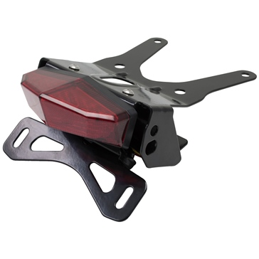 DRC - ZETA Support de feu arrière MotoLed EDGE2