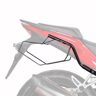 SHAD Support de sac de côté Honda