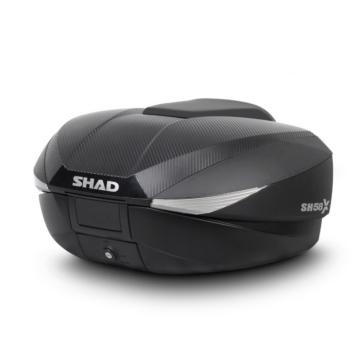 Valise supérieur et extensible SH58X SHAD Supérieure