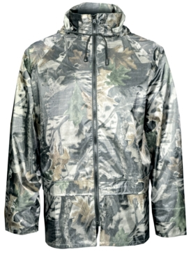 Ensemble imperméable en polyester/P.V.C ACTION DeepWood - A150JP