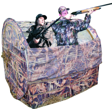 Cache de chasse de type camouflage Grass Ghost ®  FURTIF ACTION