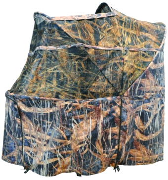 ACTION EXECUTOR Camouflage Type Hunting Chair Blind Grass Ghost ®