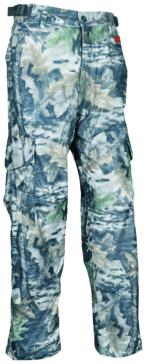 Pantalon Cargo en polyester brossé ACTION A525